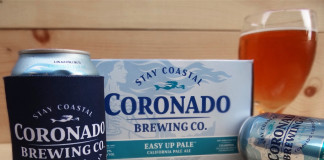 Coronado Brewing Company Easy Up Pale Ale