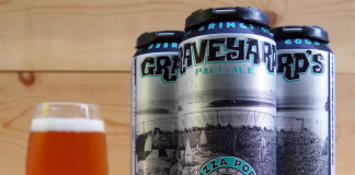 Pizza Port Graveyard's Pale Ale